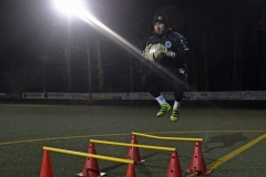 Trainingsauftakt16
