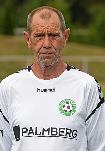 Betreuer Werner Stender