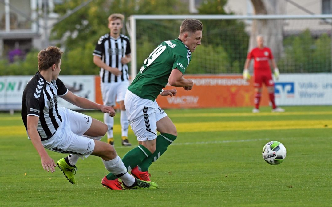 FC Schönberg 95 – TSV Pansdorf