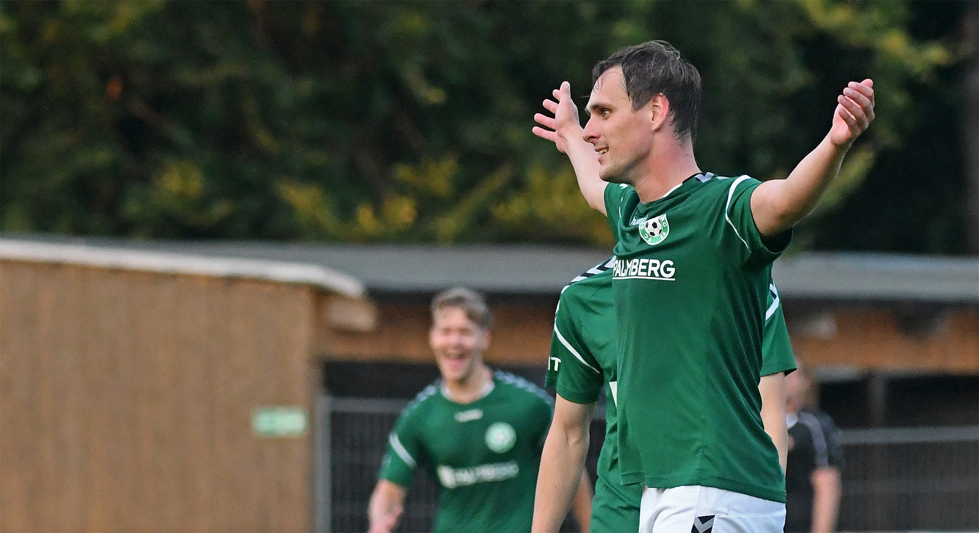 4-facher Torschütze im Spiel gegen die SpVgg Cambs-Leezen Traktor: Hannes Komoss!