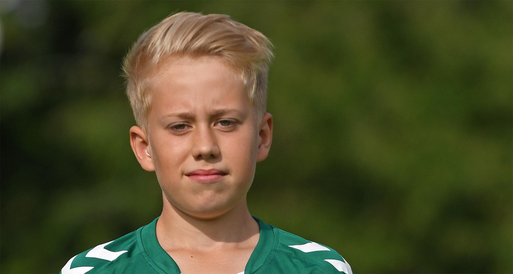 Luca Schulze avancierte zum Matchwinner beim 3:0-Erfolg gegen Aufbau Boizenburg.