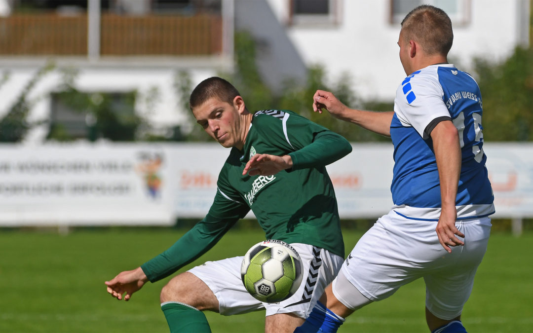 FC Schönberg 95 – SV Blau Weiss Polz