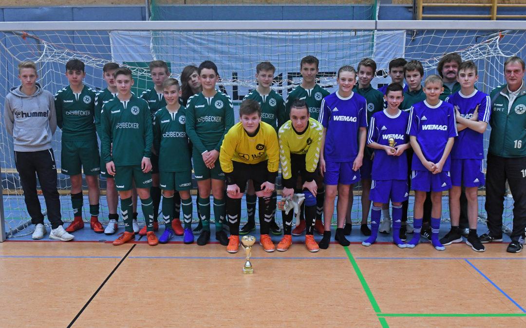 Palmberg-Cup-Bronze für unsere C1