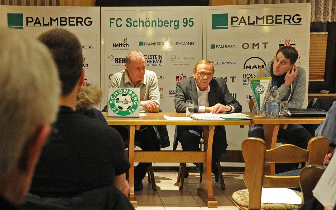 FC 95 lädt zur Mitgliederversammlung ein