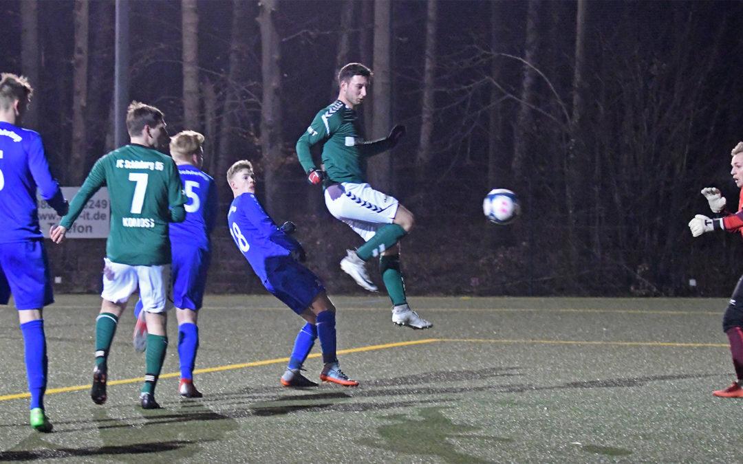 FC Schönberg 95 – TSV Schlutup