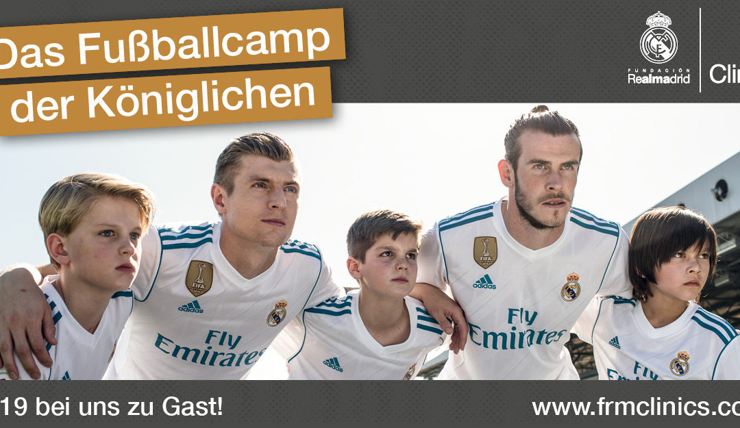 Real Madrid Fußballferiencamp