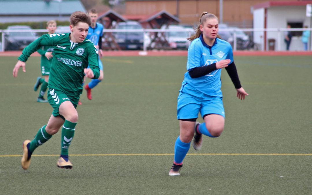 C1-Junioren erreichen Landespokalhalbfinale