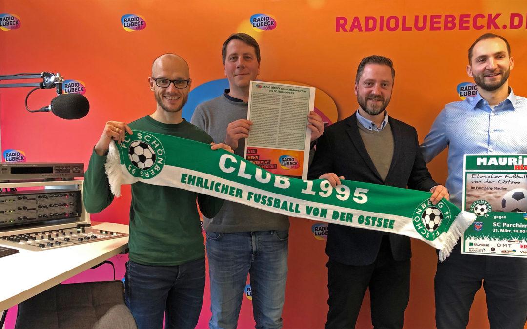 RADIO LÜBECK ist neuer Medienpartner
