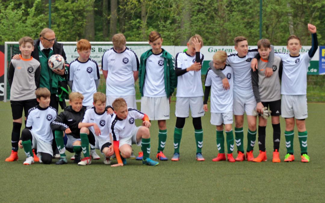 D1 gewinnt Spitzenspiel gegen PSV Wismar