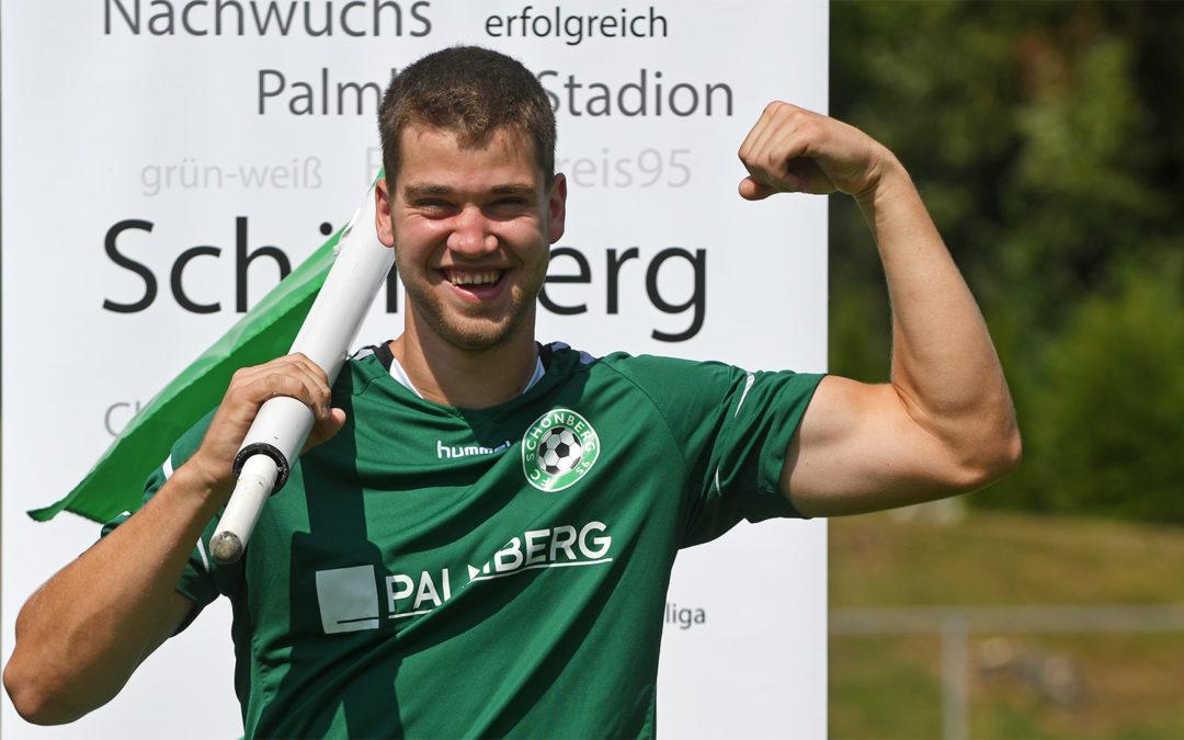 Abwehrrecke Marvin Miltzow bleibt FC 95 treu