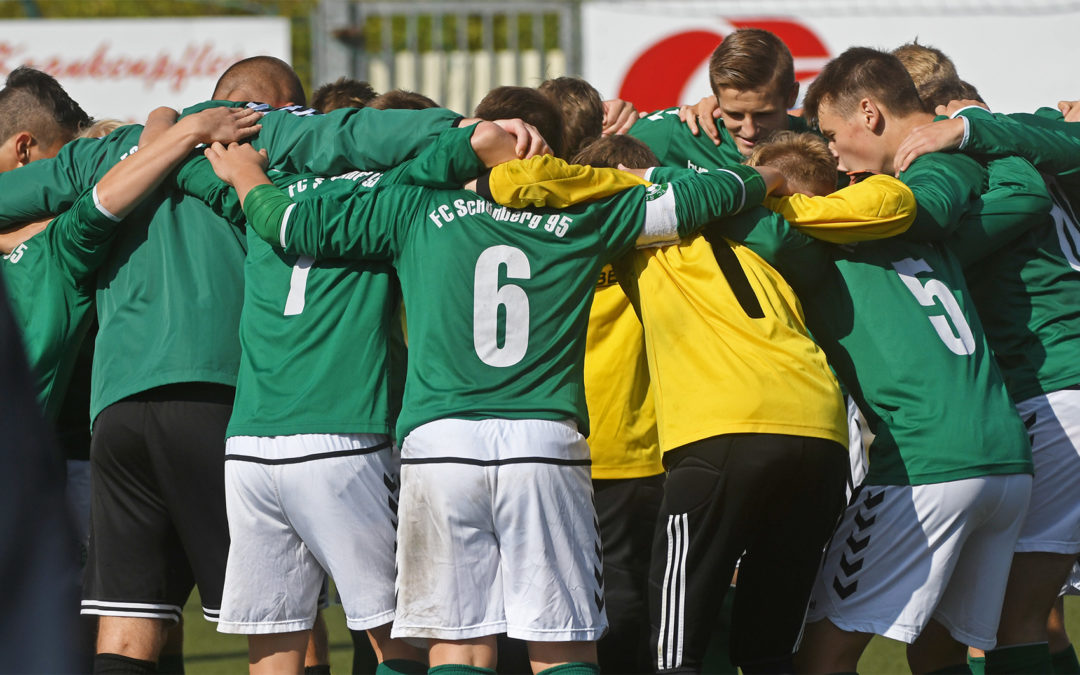 B1 Junioren verbleiben in der Verbandsliga