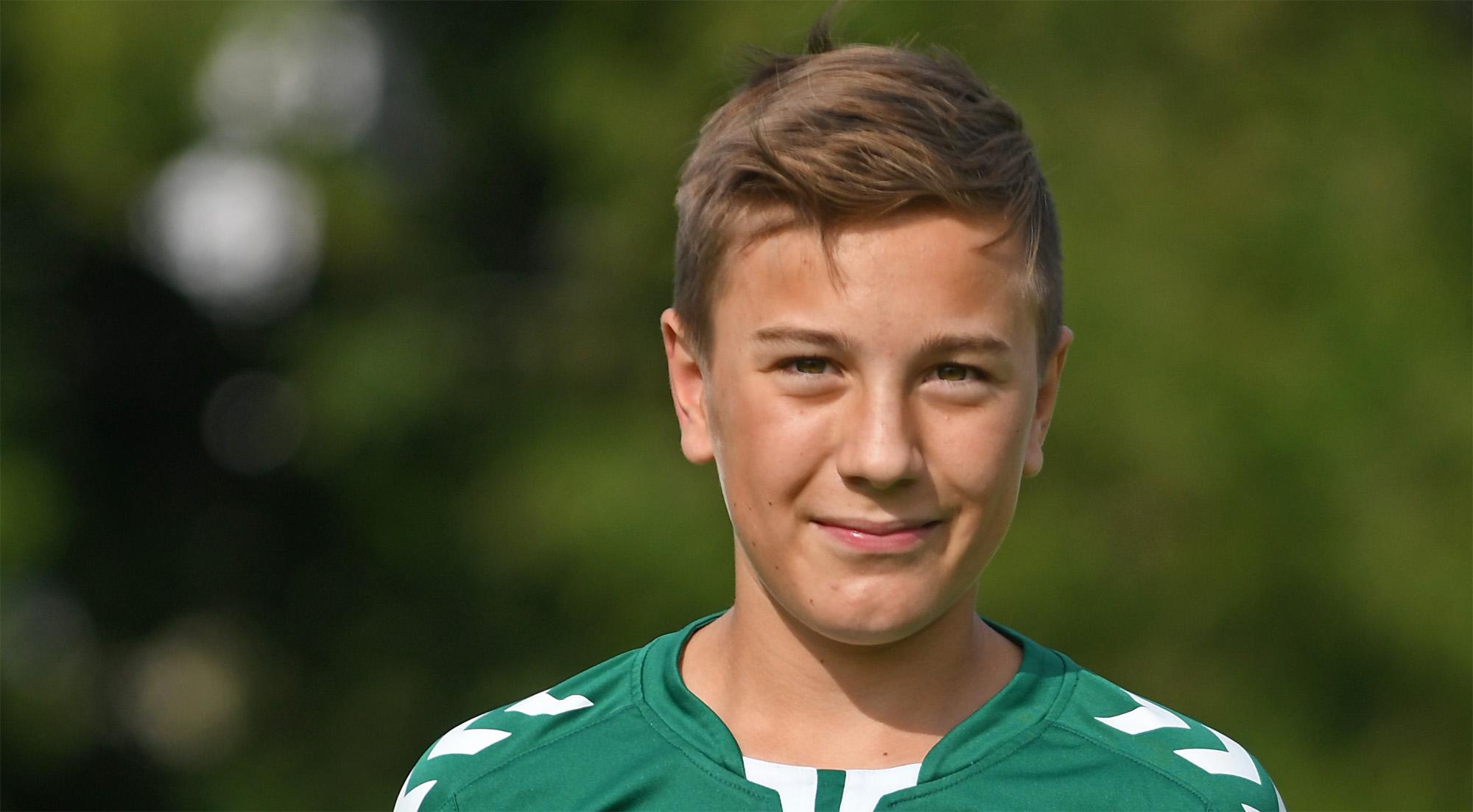 Jost Sievers erzielte in Parchim seinen ersten Saisontreffer.