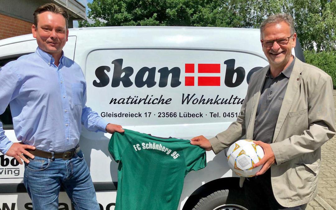 SKANBO bleibt Partner der Maurinekicker