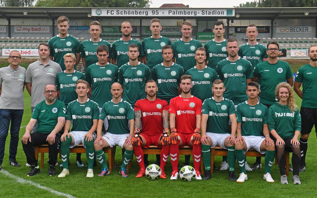Fototermin Landesliga