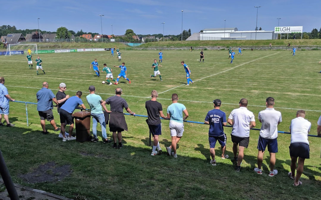1:1 beim 1. FC Phönix Lübeck