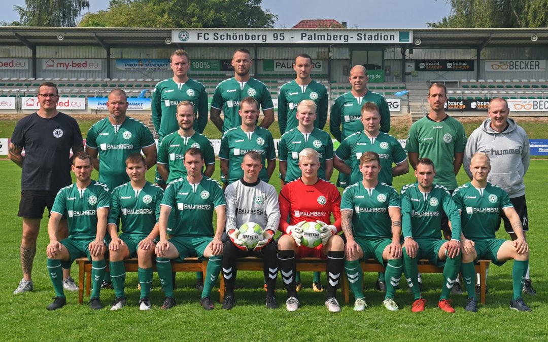 Fototermin FC Schönberg 95 II
