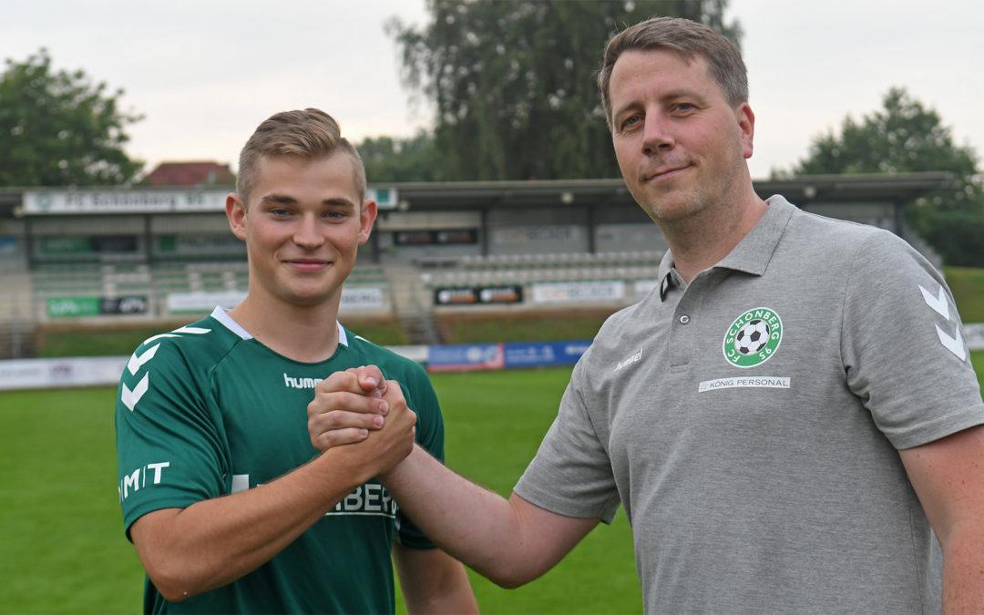 Felix Kaben verlängert vorzeitig