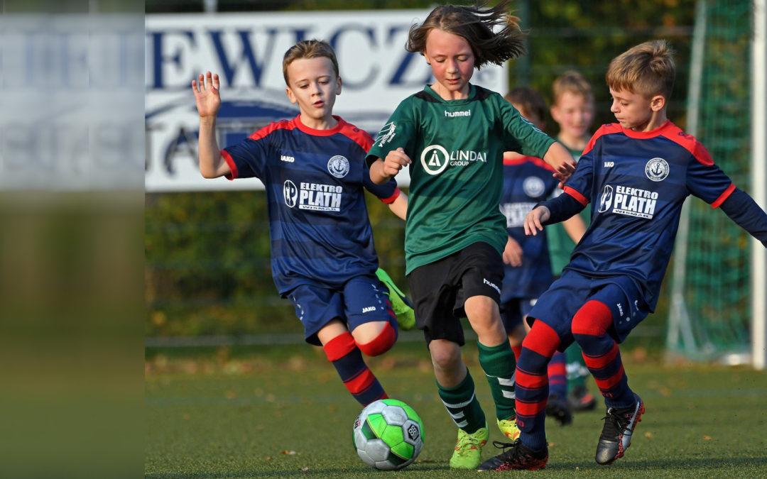 FC 95 startet Projekt Mädchenmannschaft