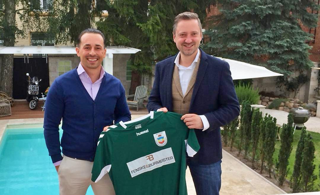 Fenske+Burmeister erhält Sondertrikot