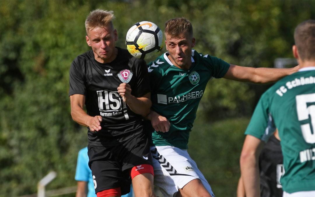 Gnadenlos effizienter FC Schönberg bezwingt Dynamo