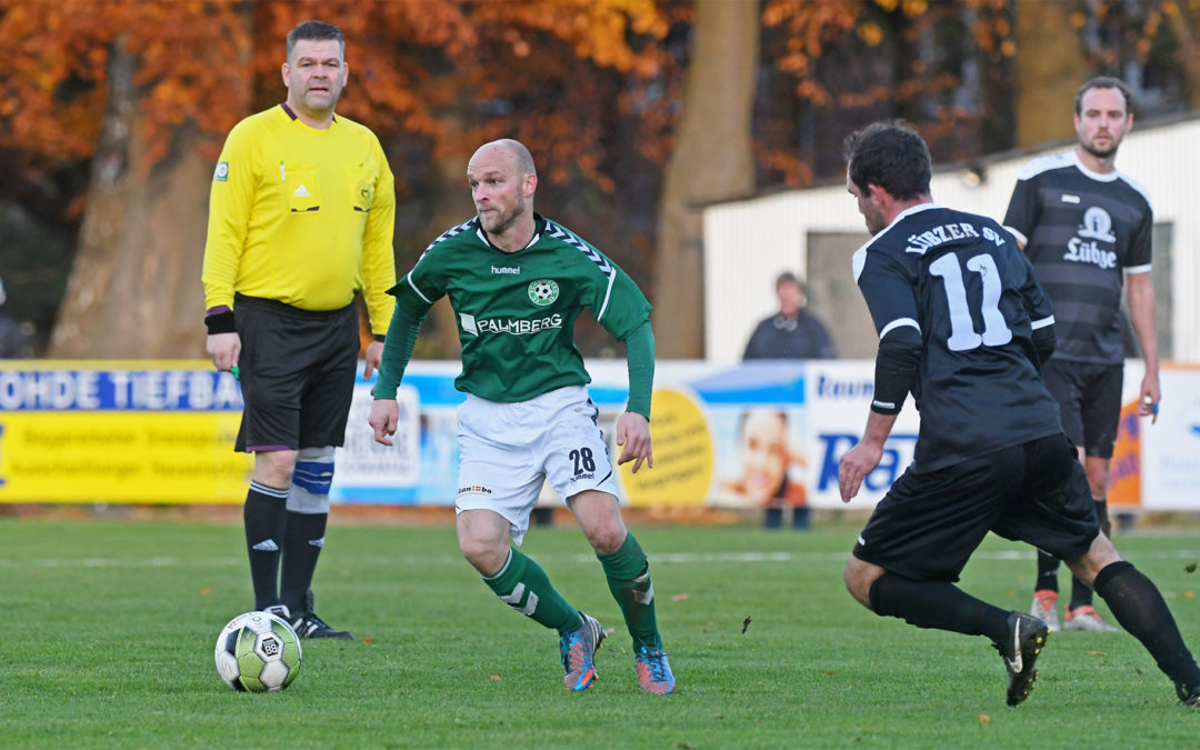 Maurine-Kicker empfangen den Lübzer SV