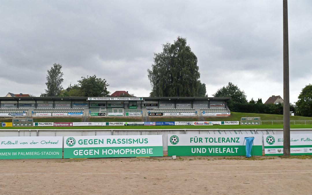 Infrastruktur im PALMBERG-Stadion wächst weiter