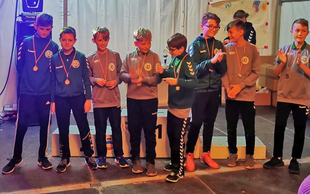 D1 bleibt in der Landesliga unbesiegt