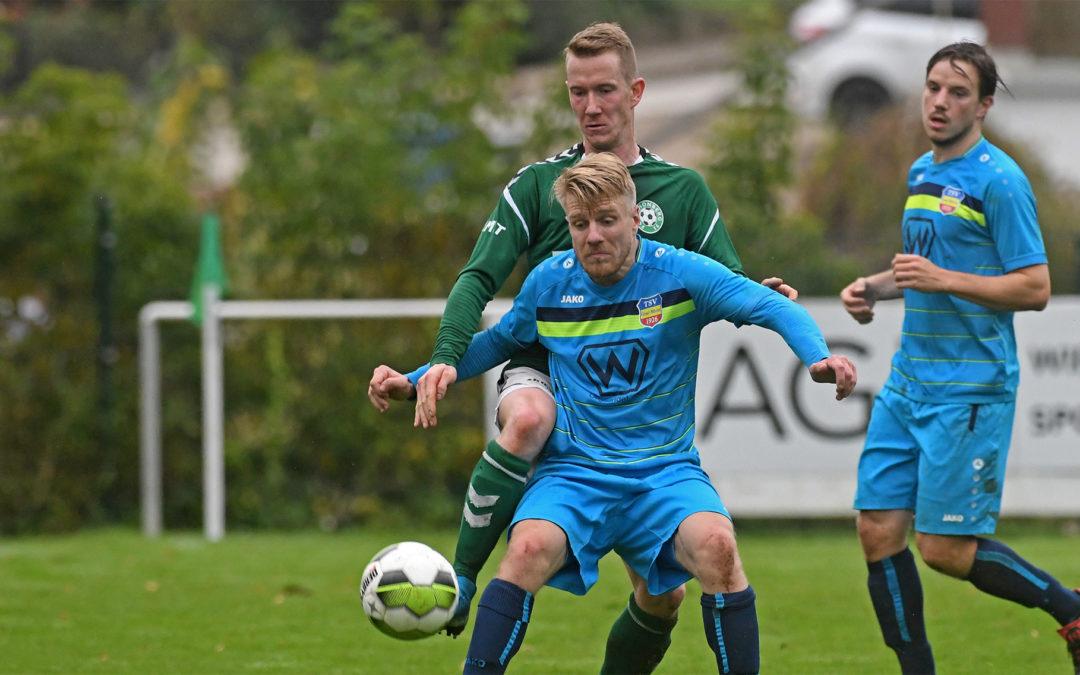 Knapper Arbeitssieg gegen den TSV Graal Müritz