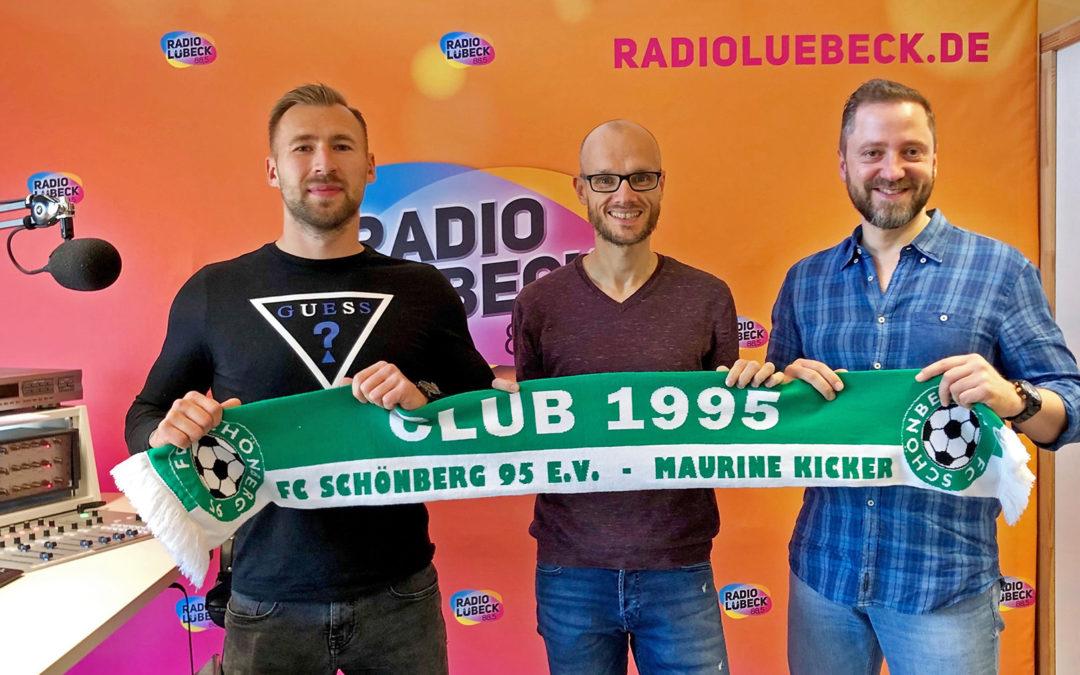 RADIO LÜBECK verlost Pokal-Freikarten