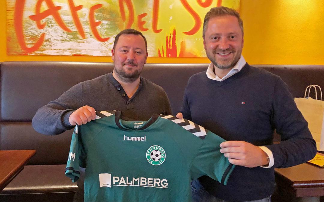 """""""Bansomer Dienstleistungen"""" neu in Partnerfamilie des FC 95"""