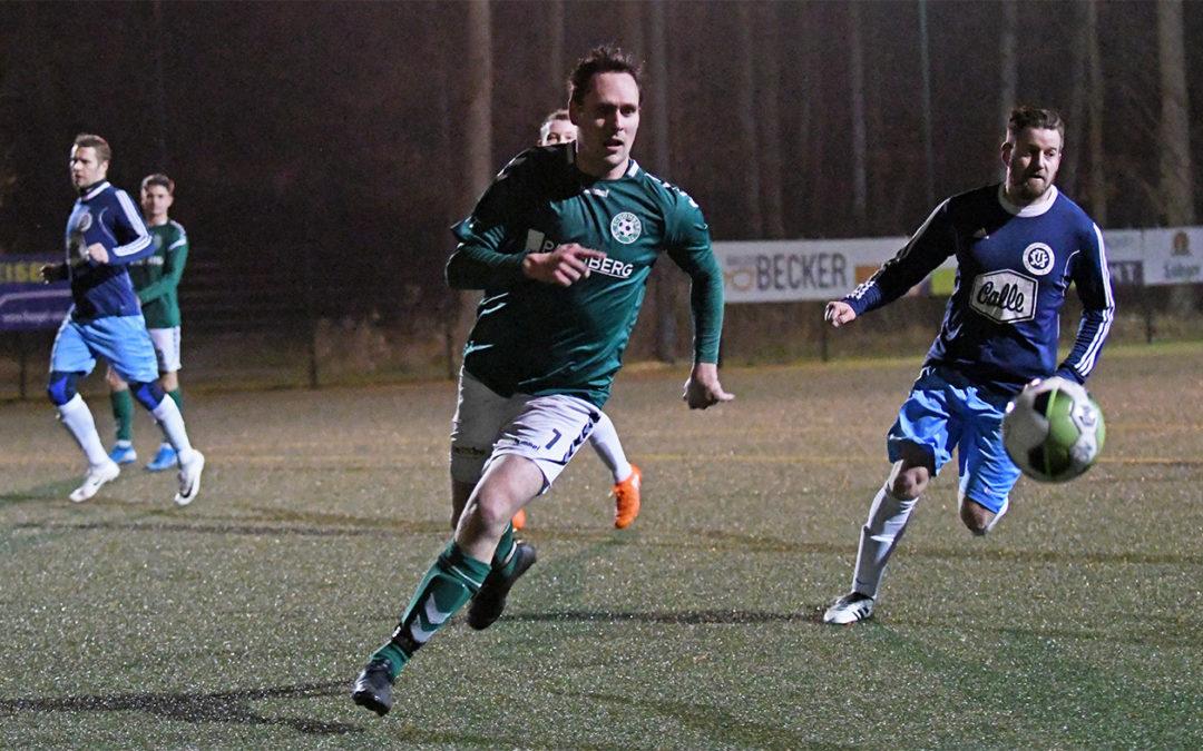 Schönberg steht im Finale des Skanbo-Cups