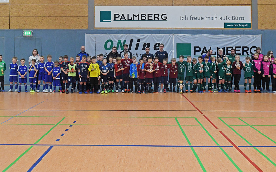 22. PALMBERG-Cup ein voller Erfolg