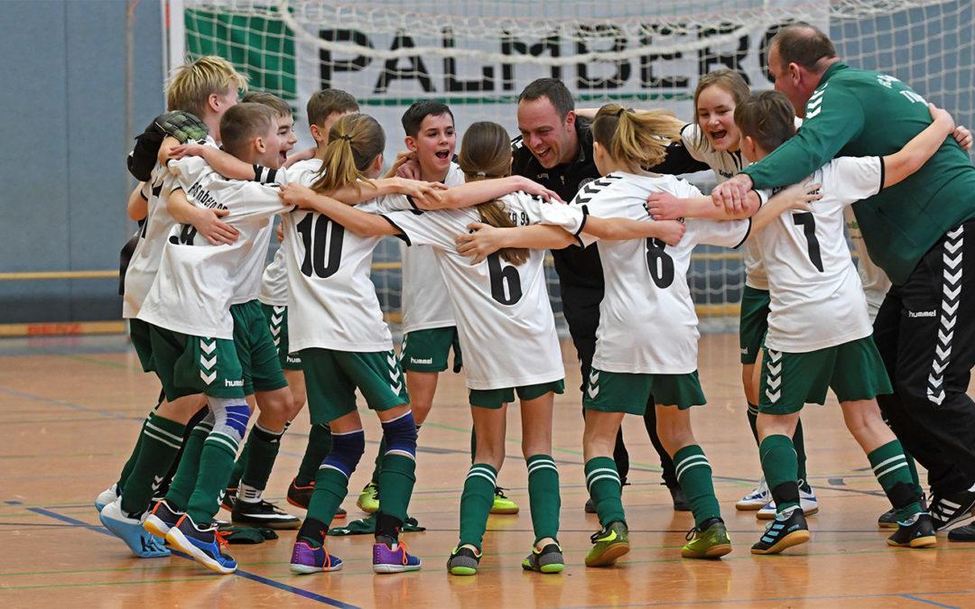 Sieg! E1 holt den Palmberg-Cup!
