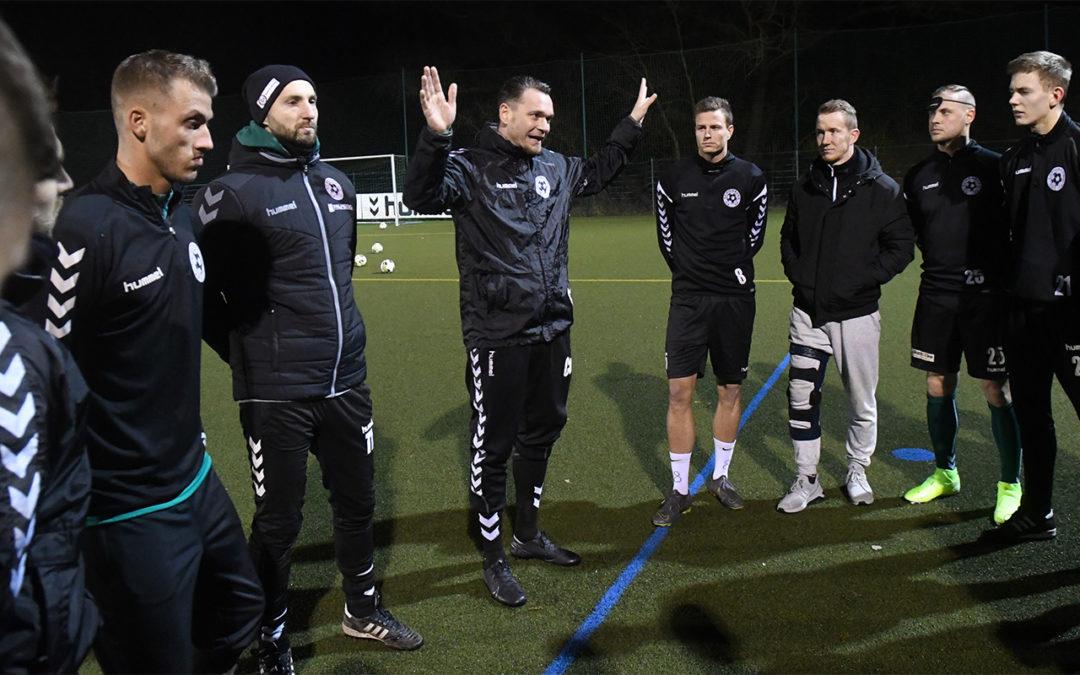 Landesligamannschaft beginnt Rückrundenvorbereitung
