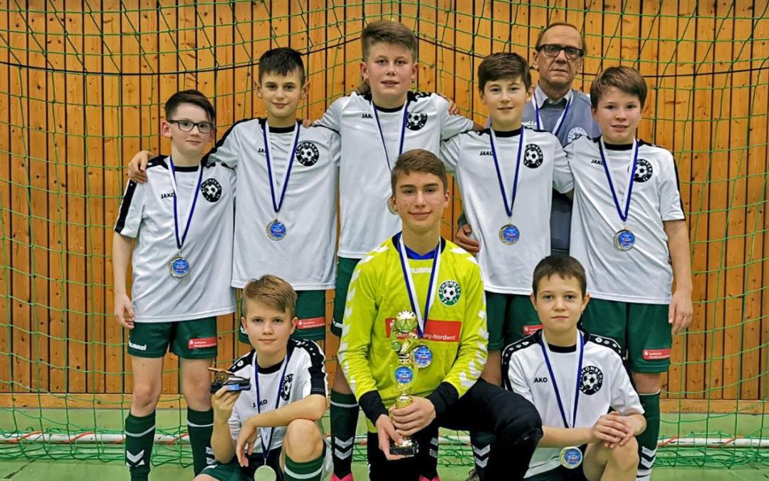 Superwochenende für D1-Junioren des FC Schönberg