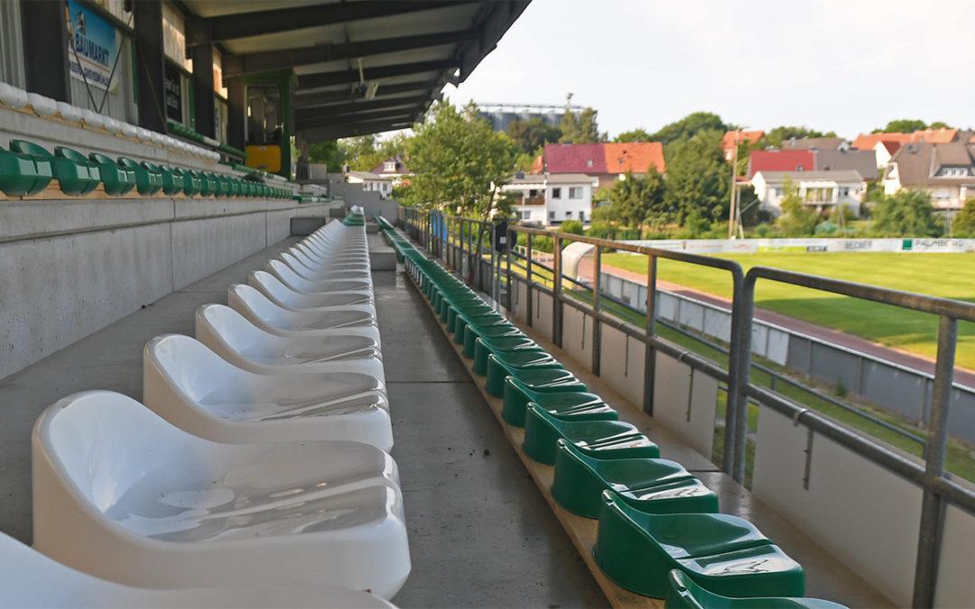 Sportbüro geschlossen, Training bis 20. April ausgesetzt