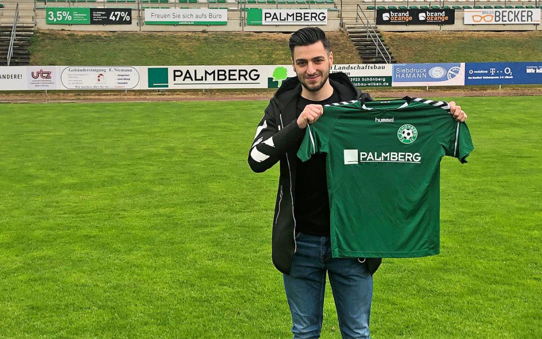 Furkan Kalfa unterschreibt beim FC Schönberg 95
