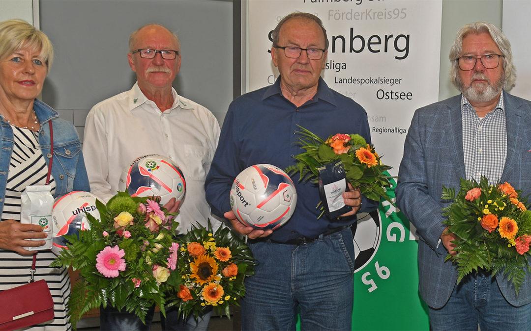 Maurine-Kicker begehen Vereinsjubiläum