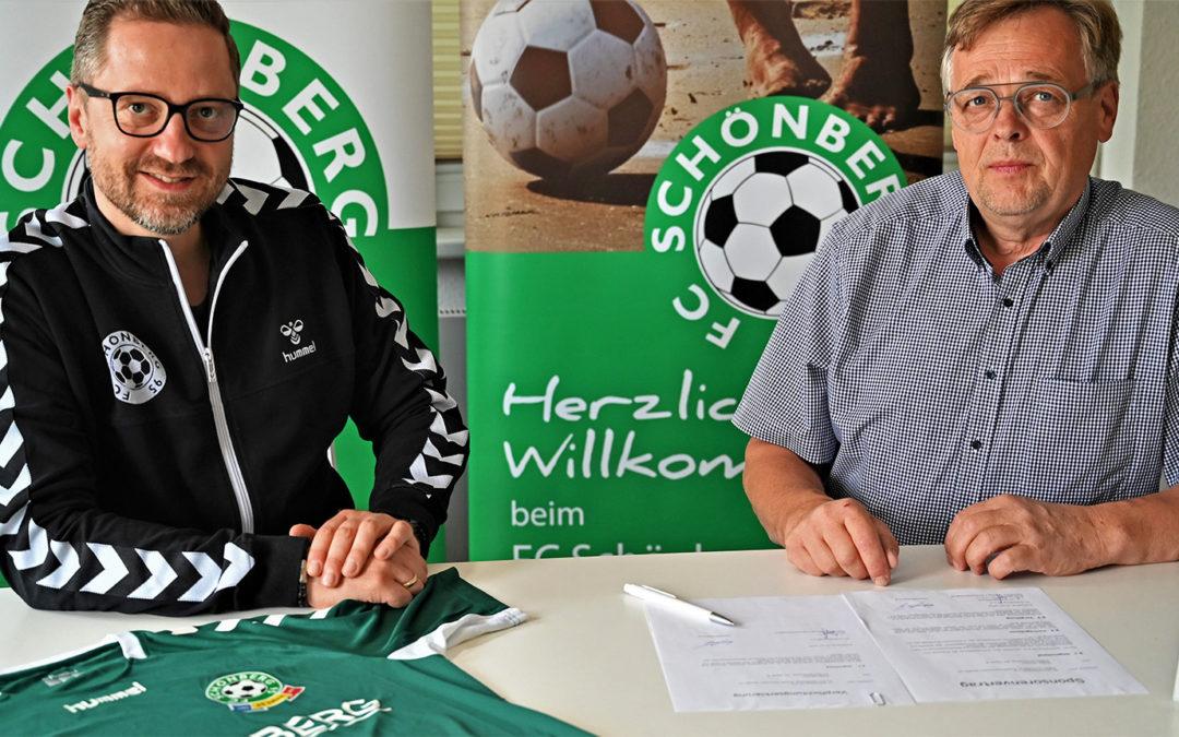 Brillen Becker erweitert sein Engagement beim FC95