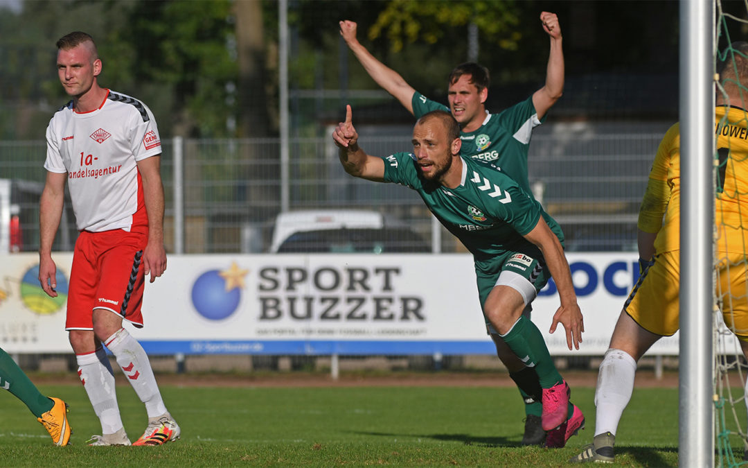 Auftaktsieg gegen den Malchower SV