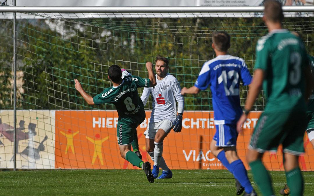 FC Schönberg 95 – 1. FC Neubrandenburg 04