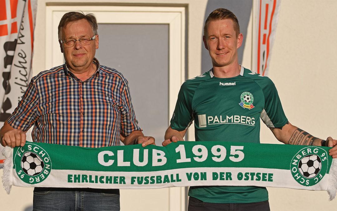 Herzlichen Glückwunsch Uwe Becker!