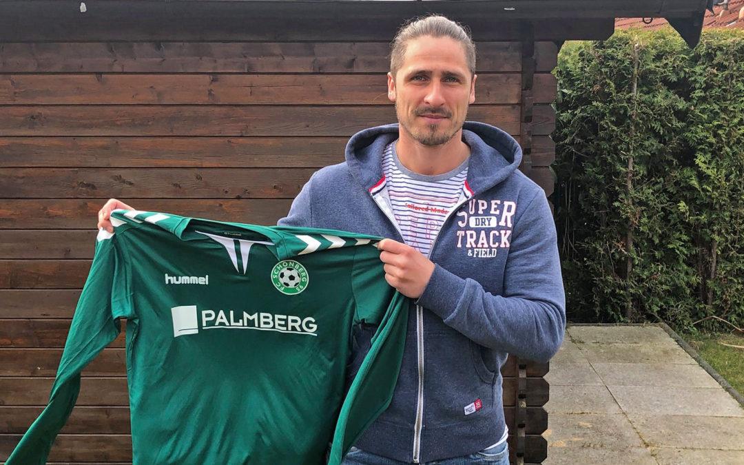 René Lübcke wechselt zum FC Schönberg 95