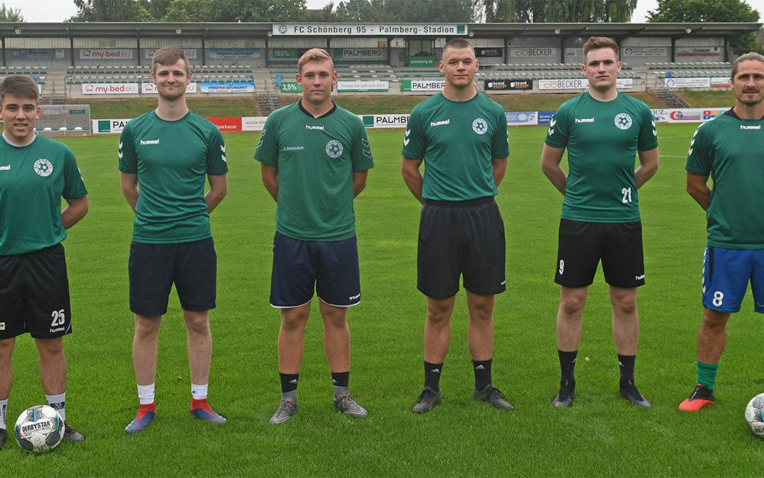 Verbandsligateam startet Saisonvorbereitung
