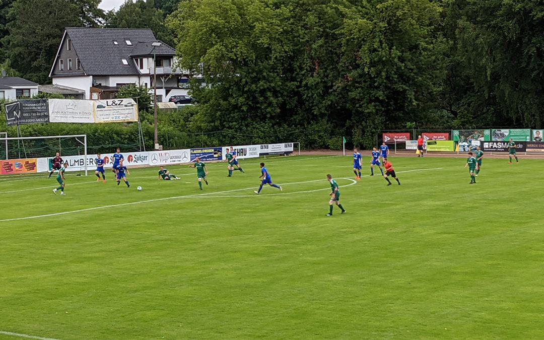 4:0 gegen Rehna im ersten Vorbereitungsspiel