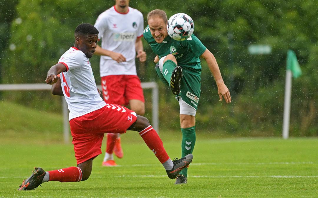 Deutliche Niederlage gegen den VfB Lübeck II