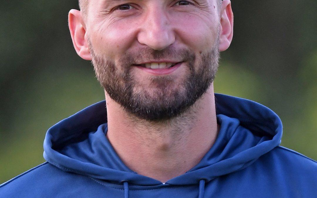 Trainer Thomas Manthey
