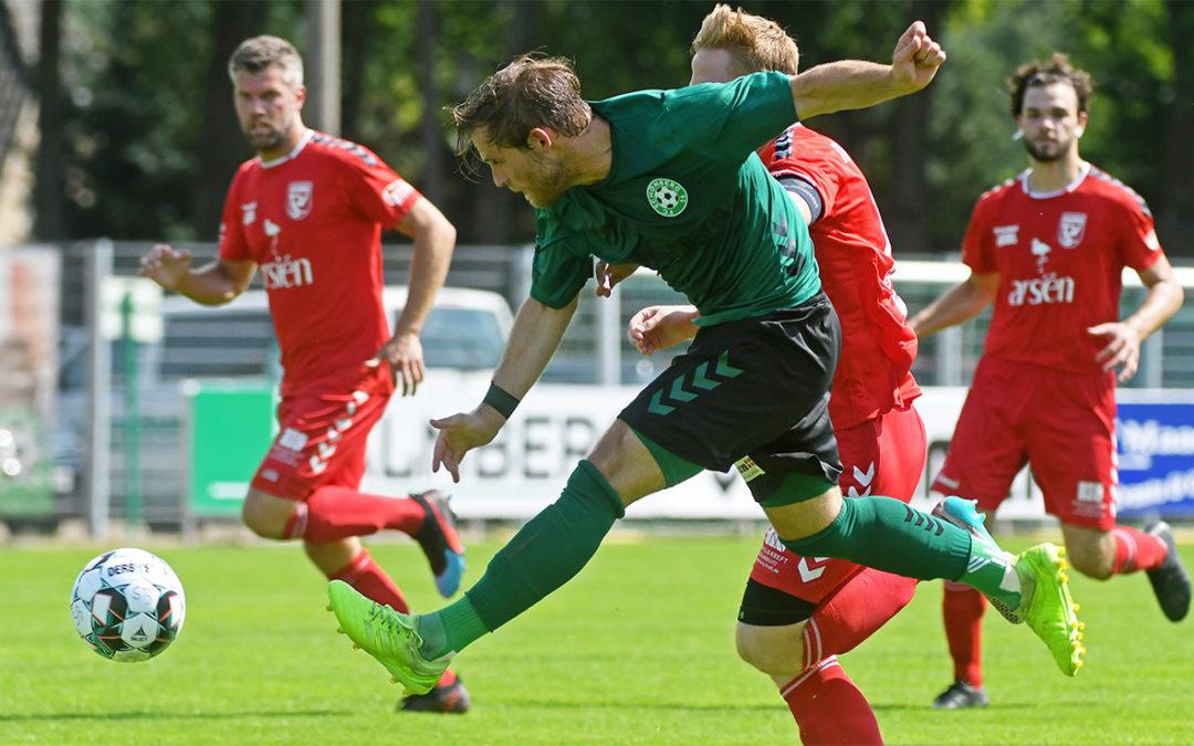 FC Schönberg 95 – TSV Travemünde