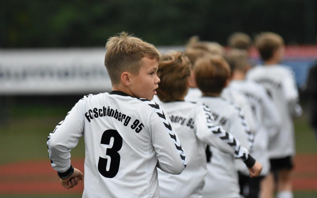 D2-Junioren bauen ihre Siegesserie weiter aus